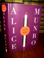 Selected Stories Alice Munro 1st Edition Nobel Prize First Printing Fiction