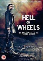 Hell On Wheels: The Complete Fourth Season (4 Dvd) [Edizione: Regno DL002761