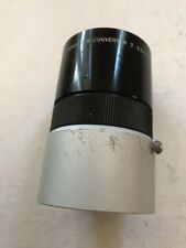 Canon C8 Converter 2. 6.5-26mm 1:1.7