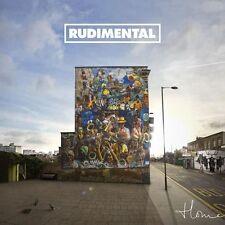 RUDIMENTAL HOME CD NEW