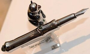 """CARTIER """"PANDA"""" LIMITED EDITION 88 PEN STERLING SILVER"""
