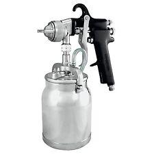SPRAY GUN AIR SIPHON FEED SPRAY GUN 1 QUART CUP 1.8MM NOZZLE SIZE