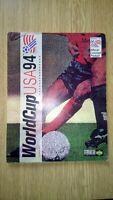 FIFA W. Cup USA 94 complete full sticker album NOT Panini Yugoslavia Upper Deck