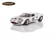 Ford GT40 Ford France Le Mans 1966 Ligier/Grossman, Spark Modell 1:43, S4074