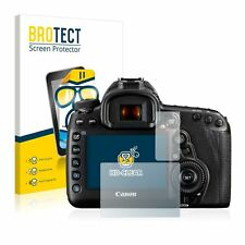 Canon EOS 5D Mark IV, 2 x BROTECT® HD-Clear Screen Protector, hard-coated