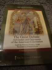 The Great Courses Skeptics And Believers Religious Debate NEW Sealed 6 CDs  NOV4