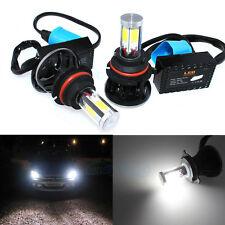 COB 80W 9007 HB5 9004 LED Headlight 6000K 8000LM Hi/Lo Beam Bulb Car HeadLamp WR
