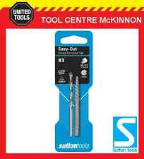 SUTTON #2 EASY-OUT SCREW EXTRACTOR WITH DRILL BIT – SUIT M6 – M8 SCREW / BOLT
