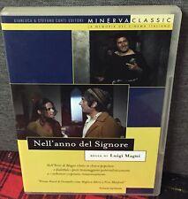 Nell'Anno Del Signore DVD L. Magni Manfredi Sordi Tognazzi Salerno Come Foto N