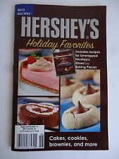 Hershey's Holiday Favorites Best Recipes Desserts Cakes Cookies Brownies