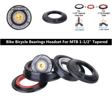"Bike Bicycle Bearing Tapered Cone Tube Fork ZS44 ZS56 For MTB 1-1/2""1-1/8"" Types"