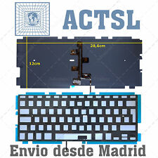 "Luz de fondo para teclado MACBOOK Unibody 13"" A1278"