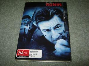 Ronin - Definitive Edition - Robert De Niro - VGC - DVD - R4