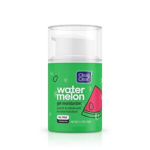 Clean & Clear Watermelon Facial Moisturizer with Watermelon Fruit Juice, 1.7 Oz.