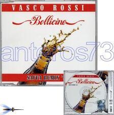 """VASCO ROSSI """"BOLLICINE SAFFA REMIX '07""""RARO CDsingolo"""