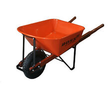 Brand New Easymix BOSS Contractors Wheelbarrow - Extra Heavy Duty 1000-HBHNGS