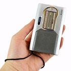 Hot Pocket Radio Mini AM/FM Radio Receiver With Telescopic Practical