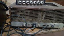 Browning Golden Eagle Mark III SSB Ham radio Base cb w/ Astatic mic D-104