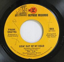 Rock Nm! 45 Frank Sinatra - Goinâ´Out Of My Head / Forget To Remember On Reprise