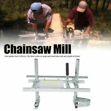 Aluminum Portable Chainsaw Mill Frame Chainsaw Woodworking Cutting Tool