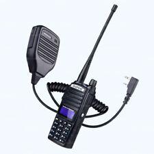 BaoFeng UV-82 Tri-Power 8W 4W 1W Dual Band UHF Two Way Radio Walkie Talkie Mic