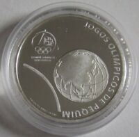 Portugal 2,50 Euro 2008 Olympia Beijing Silber PP