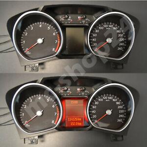 Reparatur Tacho Ford Mondeo 4 MK4 BA7 S-Max 1 I Galaxy 2 II WA6 Kombiinstrument