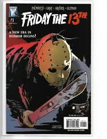 Friday the 13th #1 // Wildstorm Comics // Jason Vorhees