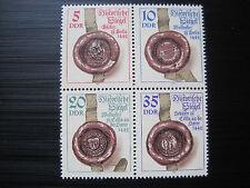 DDR MiNr. 2884-2887 Viererblock postfrisch**  (DD 2884-87)