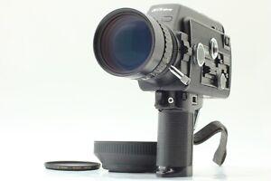 Read【 Optics MINT 】 Nikon R10 Super Super8 8mm Movie Film Camera From JAPAN #772