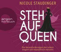 NICOLE STAUDINGER - STEHAUFQUEEN  4 CD NEU