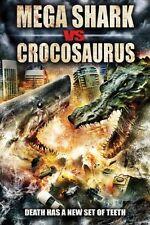 Mega Shark Vs Crocosaurus [DVD]