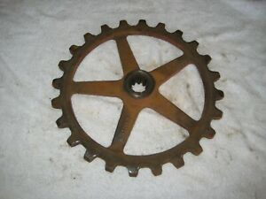 New Holland Baler Driven Tine Feed Sprocket #41285 Fits 67 68 69 270 271
