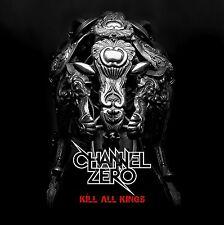 CHANNEL ZERO - KILL ALL KINGS  CD  32 TRACKS HEAVY METAL  NEU