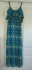 NWT FOREVER 21 MAXI DRESS  SIZE SMALL new with tags