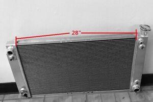 "3Row Aluminum Radiator For 1988-1995 Chevy C/K1500/2500/3500 Suburban V8 28""Core"