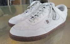 BRITISH BK KNIGHTS Quilts Lo Suede Mens 90's Hip Hop BMQUILS150. USA Size 10
