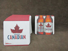 "45 Molson Canadian Beer Coasters 4""x4"""