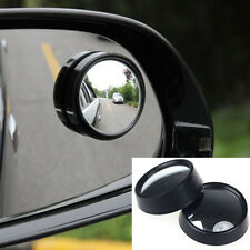 Tide New For Car 2 Pcs Round Stick-On Convex Rearview Blind Spot Mirror Set New