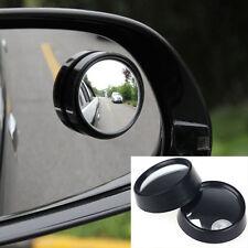 Tide Neu Für Auto 2 Stk. Rundes Aufkleben Konvex Rückspiegel Tote Winkel Spiegel