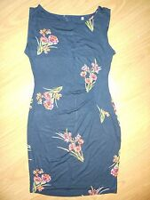 Jersey Stretch, Bodycon Regular Floral Dresses for Women