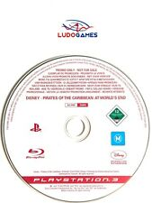 Disney Pirates Caribbean world's end Promo PAL/EUR PS3 Playstation Mint State