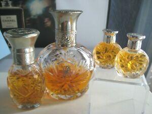 🎁 Lot *PARFUM perfume **Used EDP 2.5 oz Cosmair VINTAGE Ralph Lauren Safari