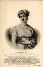 CPA Madame Tallien Royalty Nobelty (314912)