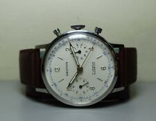 VINTAGE Orator Winding Chronograph SWISS MADE WRIST WATCH H426 Old used antique