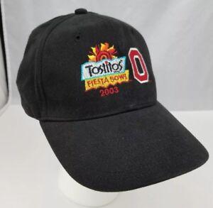 Ohio State Buckeyes 2003 Fiesta Bowl Baseball Cap Trucker Hat Adjustable New Era