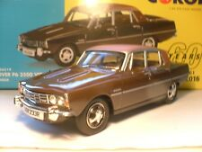 WOW SUPERB NEW RARE VANGUARDS 1/43 1976 ROVER 3500 VIP P6 RIGHT HAND DRIVE NLA