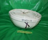 Rae Dunn 3 Piece Mixing Bowls Artisan Collection Witch Is In Spell And Bewitched