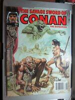The Savage Sword of Conan #176 (August 1990, Marvel Magazine)