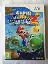 Nintendo Wii (PAL) Super Mario Galaxy 2